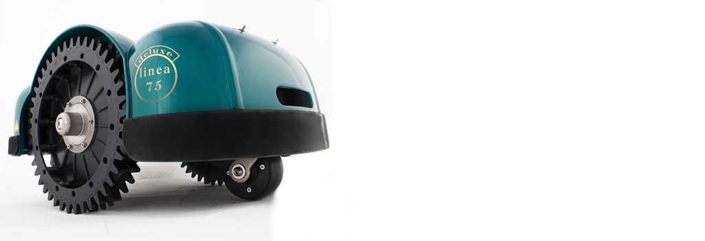 ambrogio rasenroboter l75 deluxe der kompakte. Black Bedroom Furniture Sets. Home Design Ideas