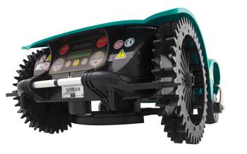 Ambrogio Rasenroboter Rasenmäher Roboter